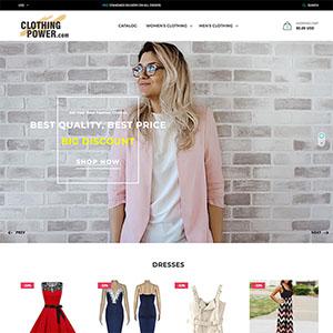 ClothingPower.com