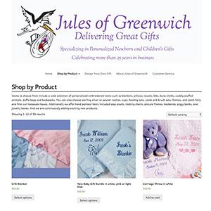 Jules of Greenwich